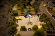 微型小镇模型图片_5张