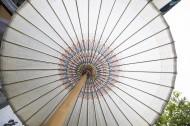 中国风元素漂亮的纸伞图片_11张