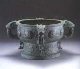 中華青銅古董圖片_99張