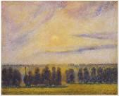 卡米耶·毕沙罗绘画之风景系列图片_15张