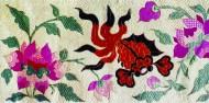 花朵刺绣图案图片_26张