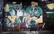 街头的涂鸦图片_14张