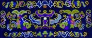 金魚刺繡圖案圖片_11張