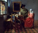 約翰內斯·維米爾繪畫作品圖片_15張
