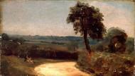 约翰·康斯太勃尔绘画之自然风光系列图片_15张