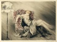 Louis Icart绘画作品欣赏(三)图片_18