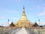 缅甸风情素描图片_22张
