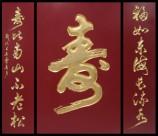 寿字书法图片_26张