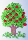 樹木紙雕圖片_4張