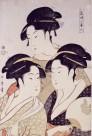 喜多川歌麿绘画系列图片_15张