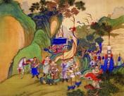 中国古典人物生活图片_117张