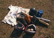 棒球运动物品图片_16张