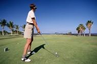 高尔夫运动图片_19张