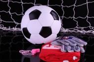 高清足球装备图片_4张