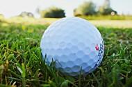 白色的高尔夫球图片_16张
