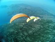 滑翔傘圖片_12張