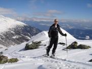 戶外滑雪運動圖片_16張
