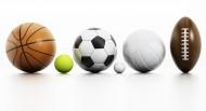 篮球足球橄榄球图片_15张