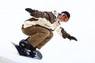 男性滑雪圖片_45張
