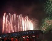 2008北京奥运开幕式图片_20张