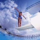 游泳比赛图片_27张