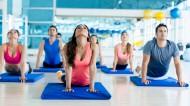 瑜伽运动图片_7张