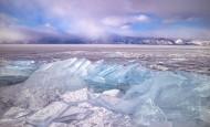 冷凍的冰面圖片_11張