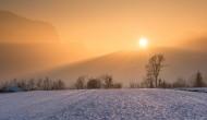 寒冷的冬季图片_10张