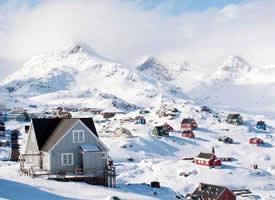 格陵兰海,和你相遇在世界尽头