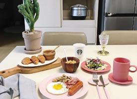 在家吃顿好吃的饭开启新的一天吧 
