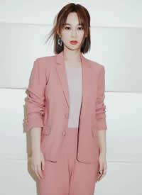 杨紫美丽女孩美丽演变,散发着温柔优雅的气质