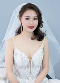 每位新娘,都须要一名懂她的化妆师