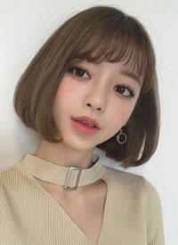 合适圆脸女生的发型 ~修颜瘦脸