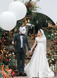 复古情调让新娘散发出独特的气质的装修效果图