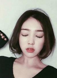 超短发的女生发型,脸型决定你的发型