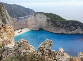 扎金索斯岛——希腊最美的一抹蓝