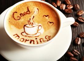 一组清新唯美意境咖啡高清图片欣赏