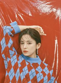 古力娜扎清新时尚性感写真图片