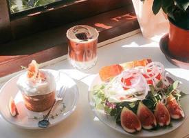 一组简单美美的下午茶图片欣赏