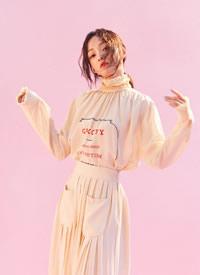 张韶涵性感灵动时尚杂志封面大片欣赏