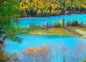 苍茫的草原、壮观的冰川、宁静的湖水