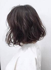 一组女生简单易打理的短发发型图片参考