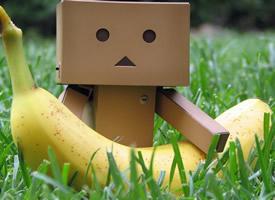 软乎乎、甜丝丝的,香甜浓郁的香蕉图片欣赏