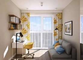 65㎡公寓,储物空间最大化、干湿区完全分离