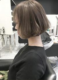 日本设计师分享的中短发参考 喜欢这样的自然卷发