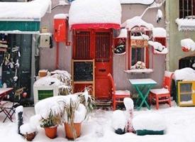 雪中土耳其,99分的浪漫,还差的一分,只缺我和你