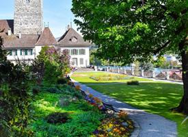 一組誤入童話的瑞士美麗小鎮高清圖片欣賞