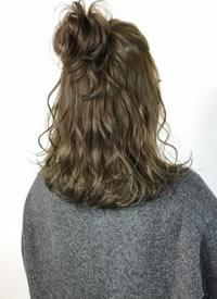 最美腻的纹理微卷发型,头发烫成这样可以美得没道理
