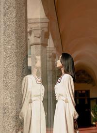 倪妮米兰时装周性感时尚写真欣赏