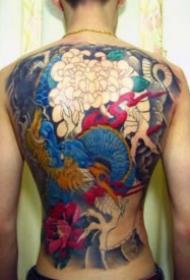 老傳統的麒麟紋身圖案9張